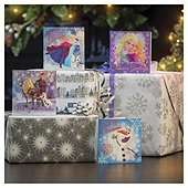 Disney Frozen Christmas cards 20pk 35p at Tesco direct