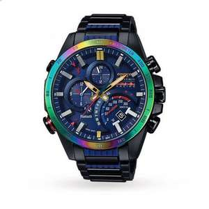 Casio Edifice Infiniti Red Bull Racing Watch inc Bluetooth & Solar Power now £315 (with code) was £590 @ Ernest Jones with free delivery or collect at store