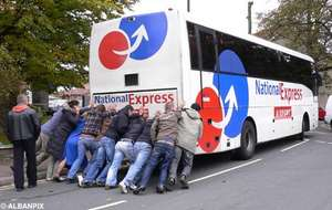 National Express Sale - 1,000,000 tickets £5