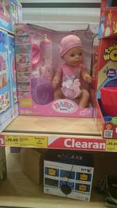 baby born £20 in store @ Tesco