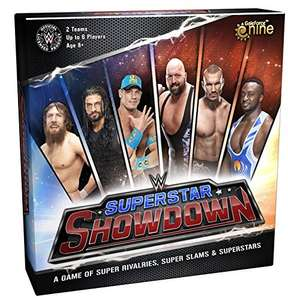 WWE Superstar Showdown Board Game £12.85 prime / £17.60 non prime @ Amazon