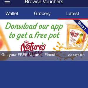 FREE pot of tropical fruit salad with One Stop app