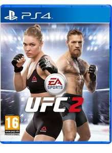 EA Sports UFC 2 Preorder £39.85 @ Simply Games