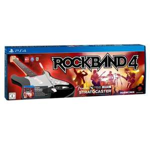 Rock Band 4  with guitar PS4 £62.90 / Xbox One £64.30 @ Amazon Spain
