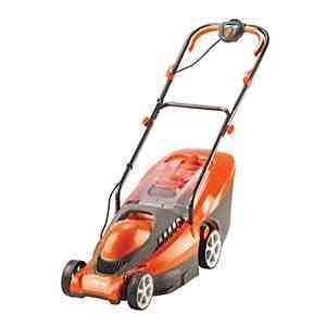 flymo chevron 34vc lawnmower 1/2 price £49.99 at wickes