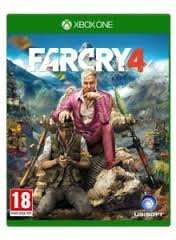 Far Cry 4 - PS4 and XBox One for £12.00 with free delivery @ Tesco