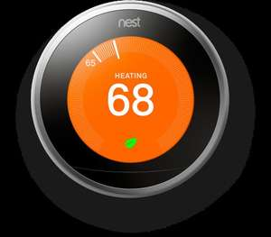 Nest 3rd Gen Learning Thermostat £129 plus *optional* pro
