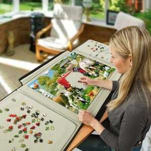 PORTAPUZZLE STANDARD JIGSAW PUZZLE BOARD £14.99 @ menkind