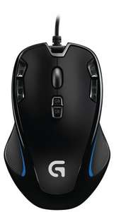 Logitech G300S Optical Gaming Mouse £24.95 @ Amazon