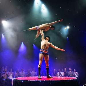 La Soiree @ Southbank Centre, Ringside & Boardwalk seats £29.50  @ yplan