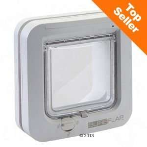 SureFlap microchip cat flap £56.99 from Zooplus