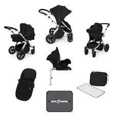 ICKLE BUBBA STOMP V3 ALL in 1 TRAVEL SYSTEM £399 @ Kiddies kingdom