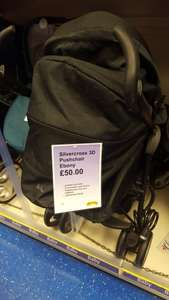 Silvercross 3d Pushchair £50 @ smyths