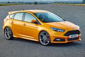 New Ford Focus ST-3 TDCi Automatic, £7,000 off £27,895 RRP - £20784.00 @ Broadspeed
