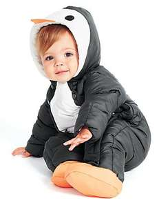 M&S Penguin Snowsuit reduced to £11 from £26