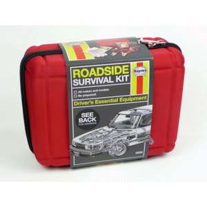 Haynes Roadside survival kit £9.00 debanhams instore and online free c&c