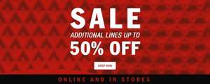 Vans up to 50% off with FREE delivery and returns + 20% student discount