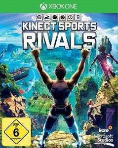 Kinect Sports Rivals Xbox One £7.99 [With Facebook 5% like] at CDKeys