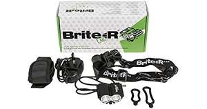 Brite-R Duo CREE XM-L T6 LED Bicycle Front Light £16.95  (Prime) / £20.94 (non Prime) @ Amazon