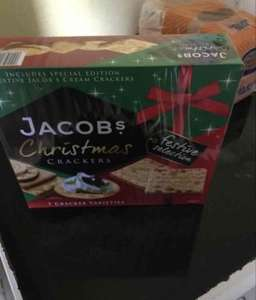 Jacobs crackers 75p @ Booker