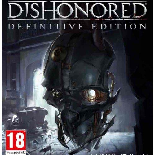 Dishonored definitive edition (PS4) £8.99 (prime) £10.98 (non-prime) @ amazon