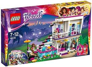 LEGO Friends 41135: Livi's Pop Star House £46.04 @ Amazon with free delivery