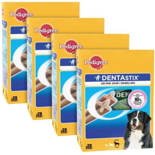 Pedigree DentaStix Dog Chews Large(112) £15.60 with 30% voucher+S&S @ Amazon