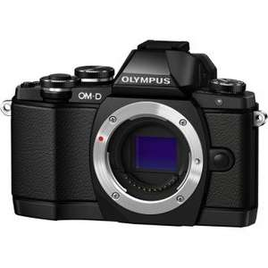 OMD EM-10 olympus micro 4/3 camera body £249 at SRS microsystems