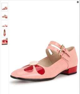 orla kiely angelina double strap Mary Jane shoes rrp £119 down to £47.50 @ Very