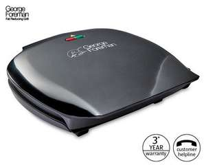 George foreman 5 portion grill £19.99 @ aldi from today