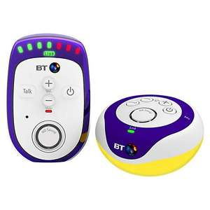BT Digital Baby Monitor 300  £24.99 & Free delivery @ Telephonesonline