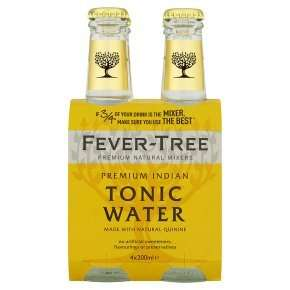 Fever Tree Premium Indian Tonic Water 4x200ml for 75p instore  at Tesco