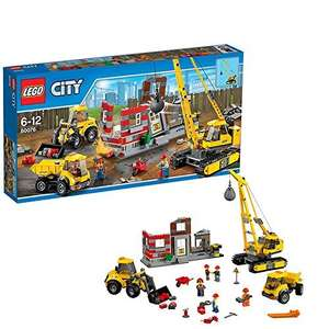 LEGO City 60076 Demolition Site £44.97 @ Amazon with free delivery