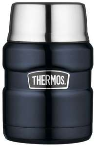 Thermos Stainless King Food Flask - 470 ml, Midnight Blue £14.39 prime or £18.38 non prime @ Amazon