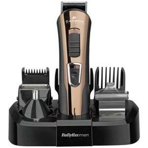 BaByliss Carbon 7425U Trimmer was £69.99 now £29.99 at Argos