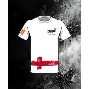 Maxi Nutrition (Maximuscle) Rugby World Cup T-Shirt - £3.98 (£1.99 & £1.99 delivery) @ monstersupplements