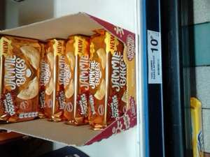 Farmfoods Jammie Dodgers Jammie Bakes Apricot 10p