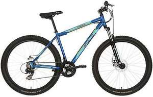 "Halfords Sale - Indi Kaisa Mens Mountain Bike - 18"" £129"