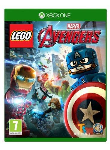 Lego Marvel Avengers £27.41 (Xbox Russian Store)