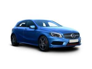 Mercedes-Benz A Class Hatchback Special Editions A180 CDI Sport Edition 5dr Auto £246pm £246 deposit