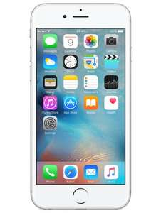 Apple iPhone 6S 64GB - Silver - Locked to O2 / giffgaff / TESCO - Brand New