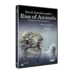 David Attenborough Rise Of Animals. Just Pay P&P Usual Price £14.95 at Hobbies on the Web - £2.95
