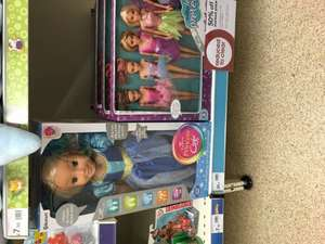 My Friend Princess Cayla £15 @ wilko