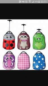 Childrens Suitcase ( cabin approved ) £14.99 @ 24 Home Shopping