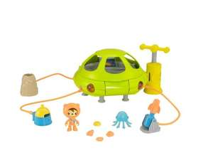 Octonauts Deep Sea Octolab £11.19 with current limited time promo (15.99 after) @ Argos ebay shop
