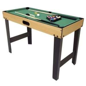 3ft Pool Table Was £20 Now £10 @ Tesco Direct