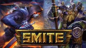 Smite - Free odyssey chest roll - Xbox One / PC