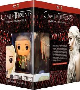 Game of Thrones Season 1-4 DVD  + figure £28 @ amazon.fr