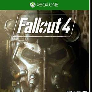 Fallout 4 £27.99 with free delivery @ Amazon (sold by Timbex trading)