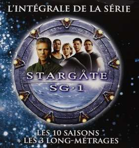 Stargate SG-1 all season 1-10 and 3 films!! Limited Edition at Amazon France for £30